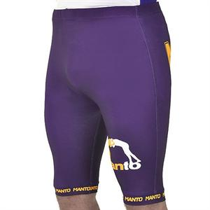 Manto Vale Tudo Shorts - Purple